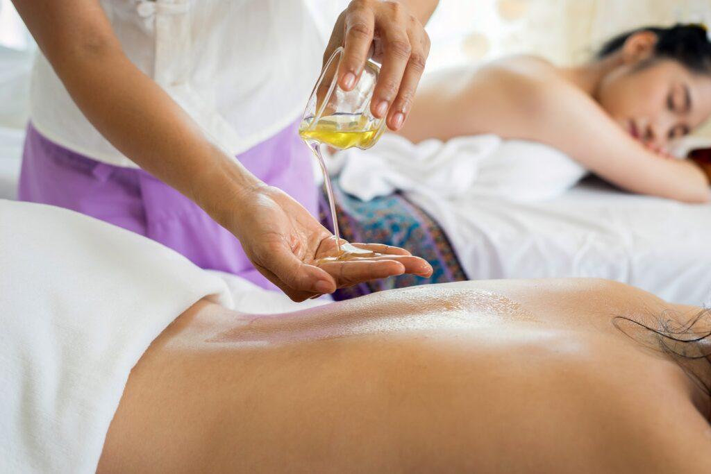 technik masażysta